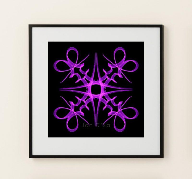 Be Cool - Geometric Art - High Quality Digital Art Prints-2593