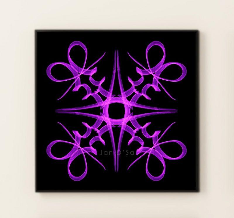 Be Cool - Geometric Art - High Quality Digital Art Prints-2594