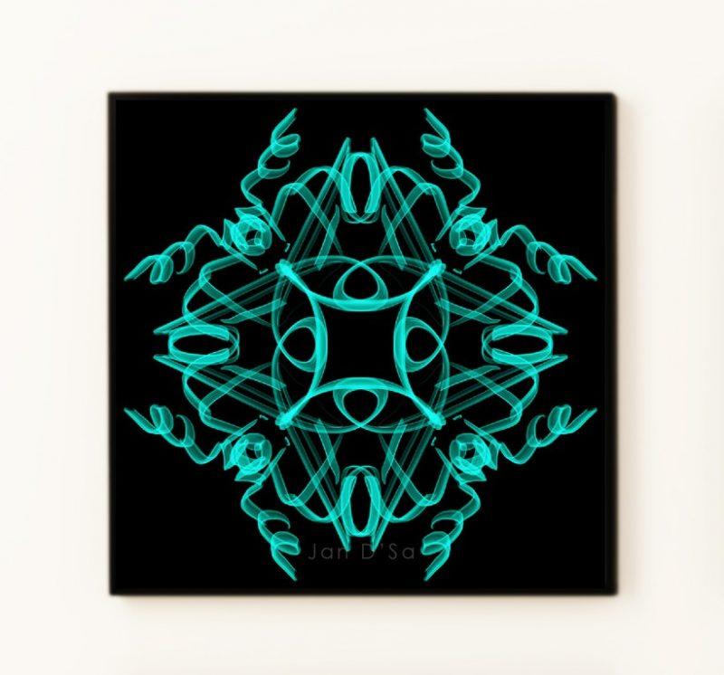 Be Cool - Geometric Art - High Quality Digital Art Prints-2596