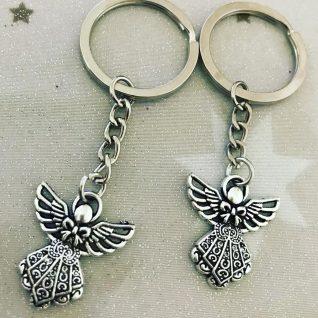 Guardian Angel Keyring-0