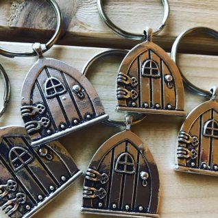 Fairy door keyring-0