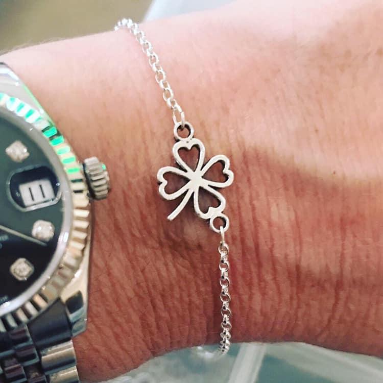 Clover bracelet-0
