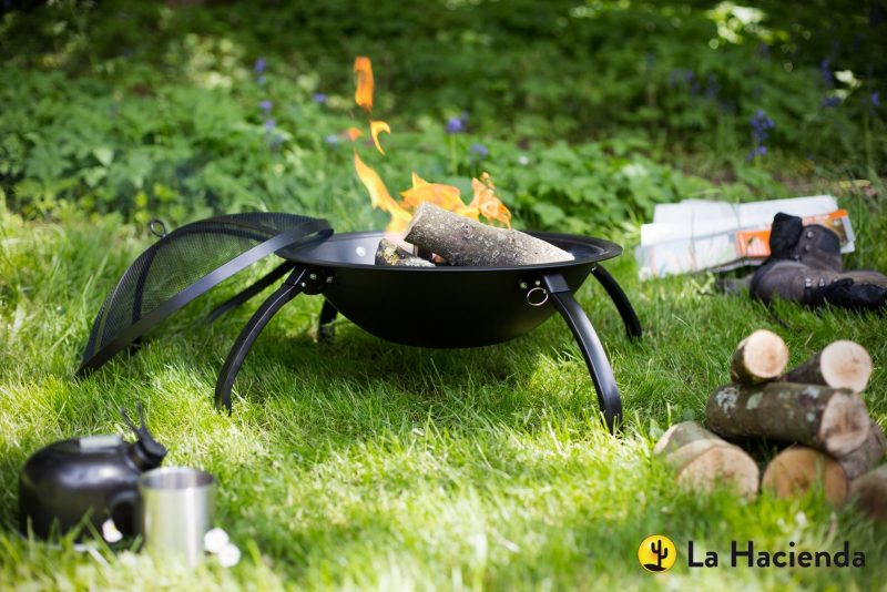 La Hacienda Camping Firepit-2104