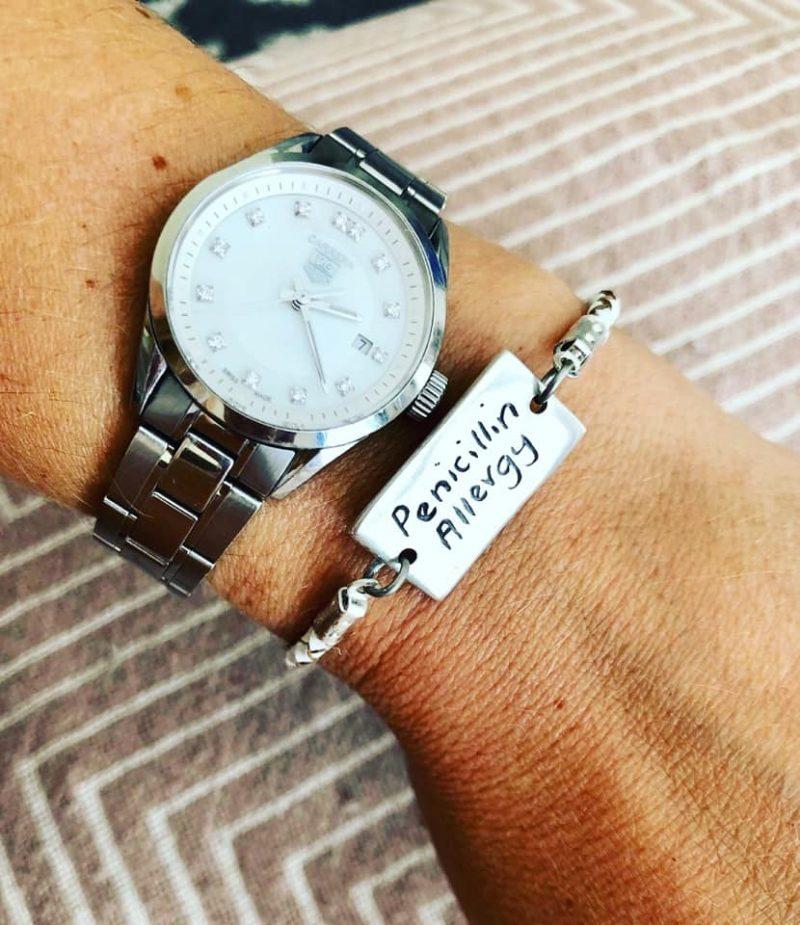Medical Identification bracelet-0