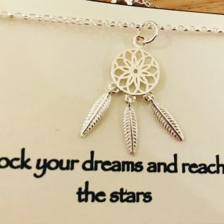 Dream Catcher Pendant-0
