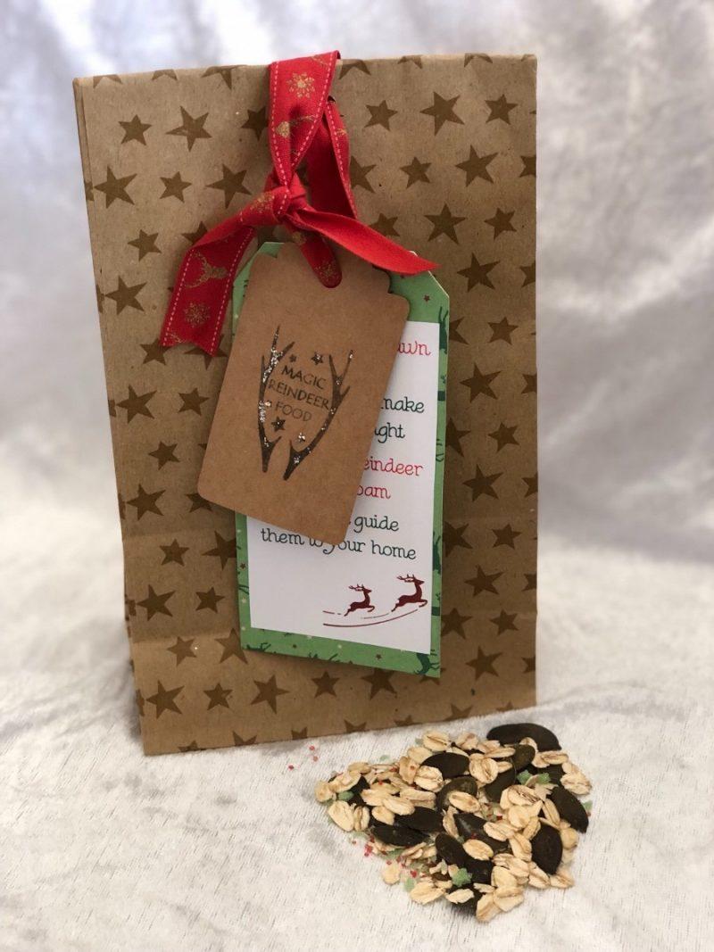Reindeer food and Santa keys-2770