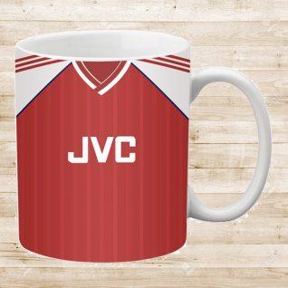 Arsenal 1988 Home Mug-0