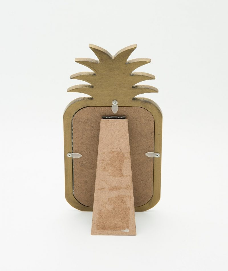 'Stand Tall like a Pineapple' Typography Frame-2300
