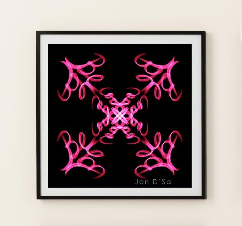 Be Cool - Geometric Art - High Quality Digital Art Prints-2568