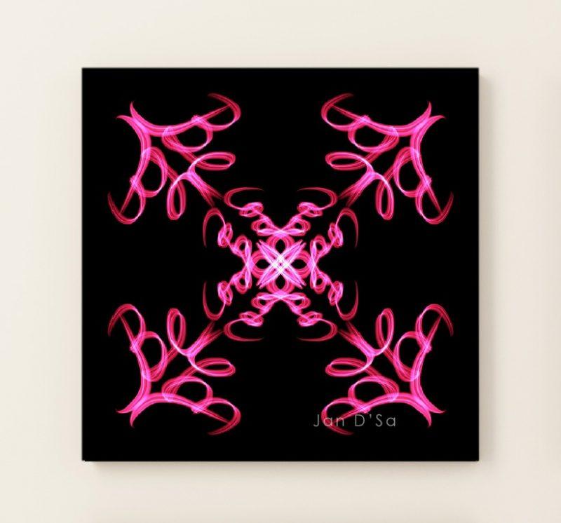Be Cool - Geometric Art - High Quality Digital Art Prints-2567