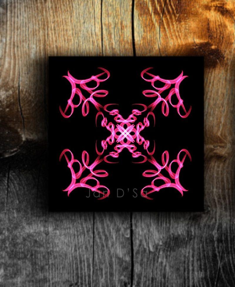 Be Cool - Geometric Art - High Quality Digital Art Prints-2566