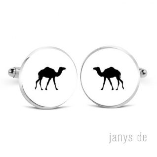 camel cufflinks set of 1 including shipping-0