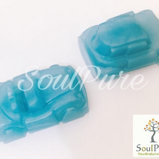 Car Themed Glycerin Soap for Kids- Handmade & Natural-0