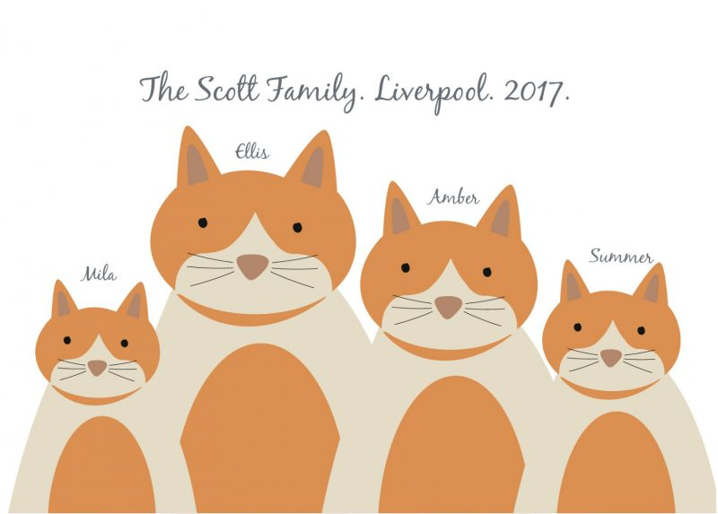 Family & Friends - Cats 1-1522
