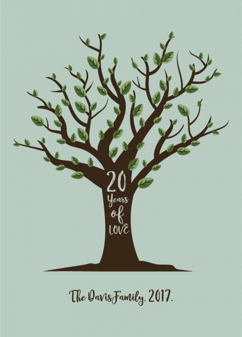 Family & Friends - Family Tree 2-0