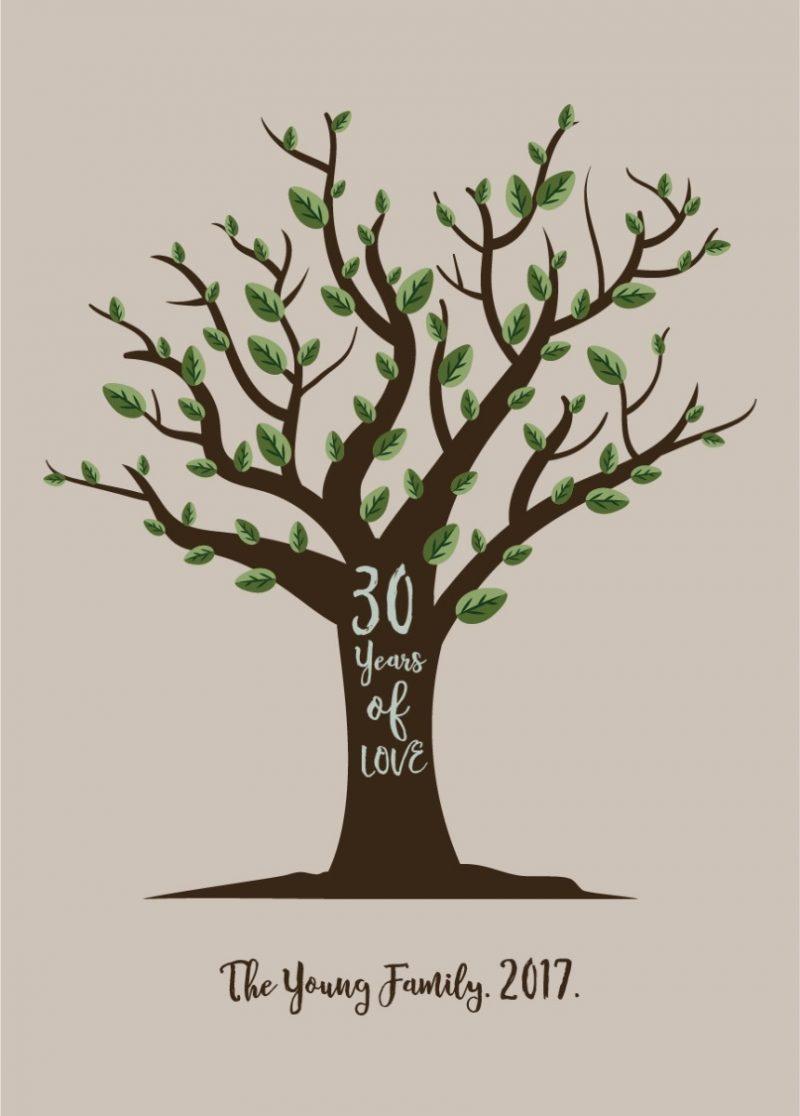 Family & Friends - Family Tree 2-1540