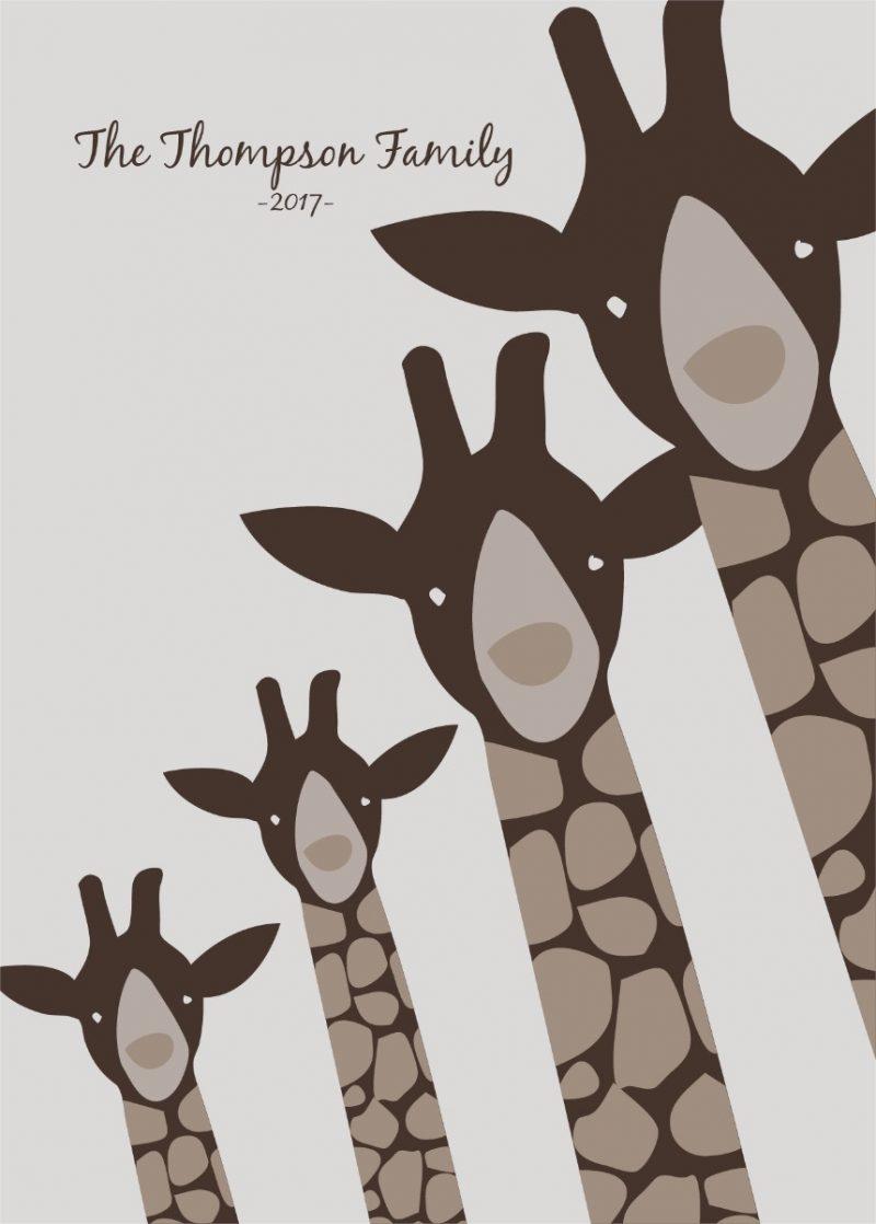 Family & Friends - Giraffes 1-0