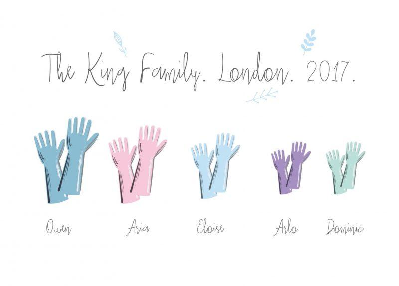 Family & Friends - Gloves 1-0