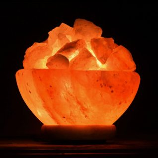 Firebowl Himalayan Salt Lamp-0