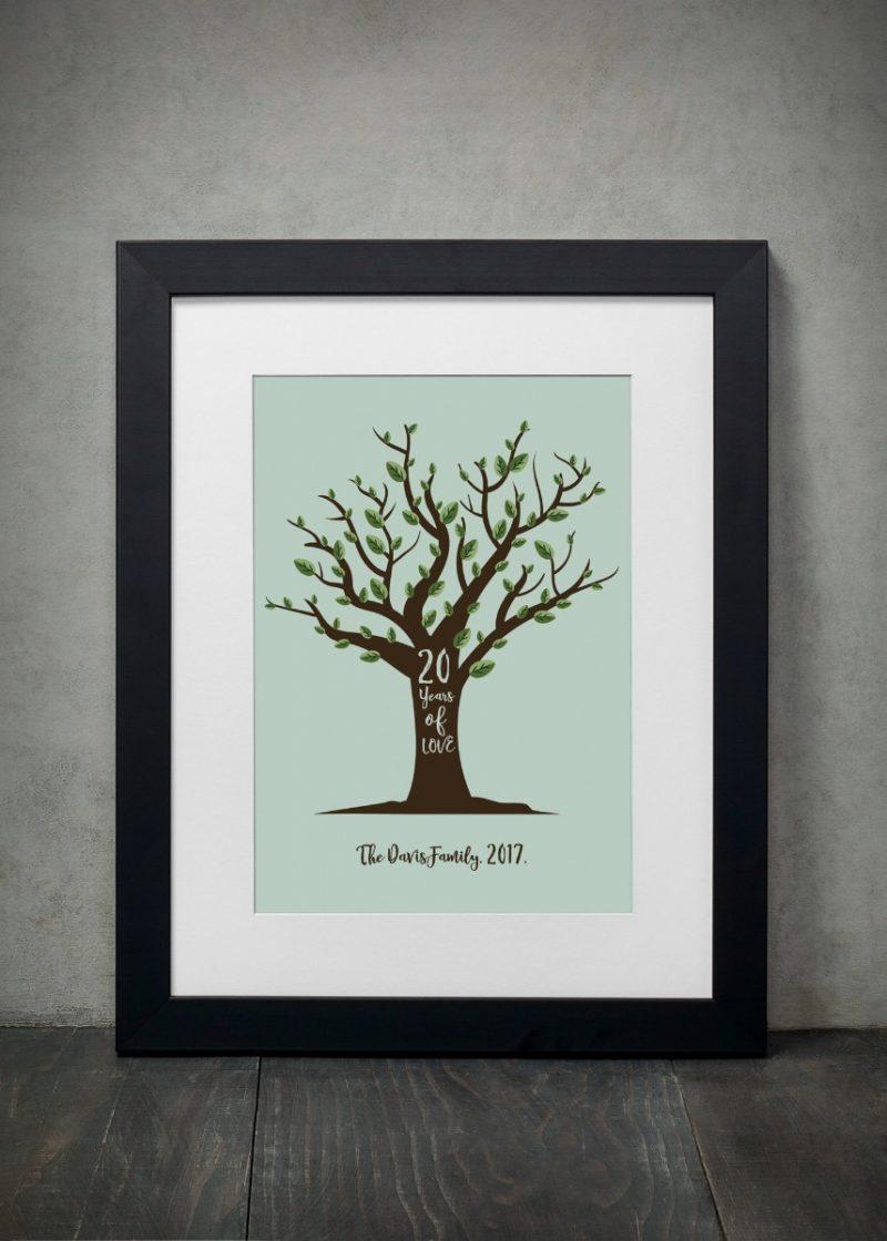 Family & Friends - Family Tree 2-1542