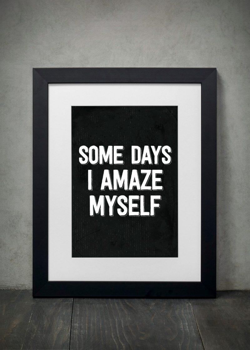 I Amaze Myself-0