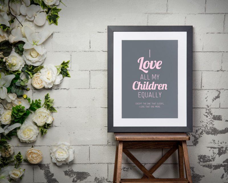 I Love My Children-0
