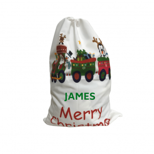 Personalized Santa Sack - Santa Express-0