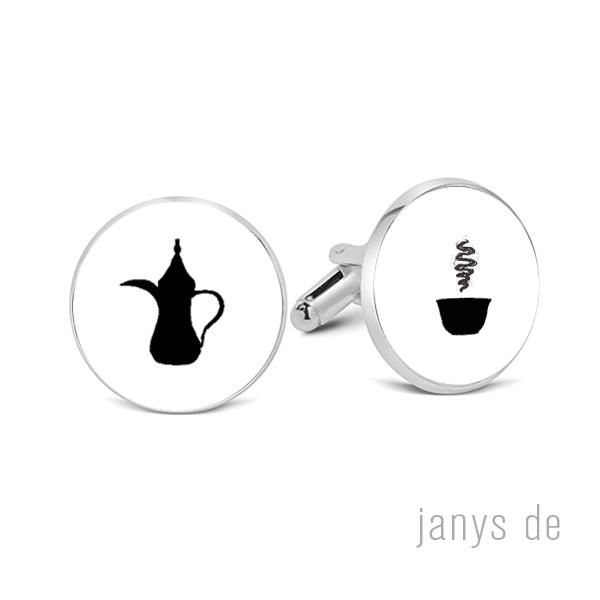 Ghahwa cufflinks set of 1 including shipping-0