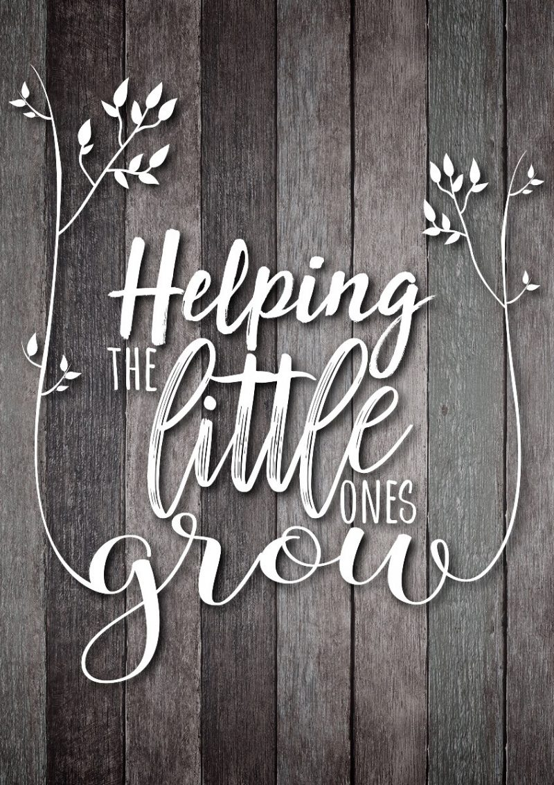 Helping the little ones grow-0