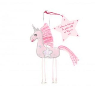Hanging Unicorn Decoration-0