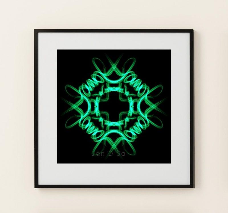 Be Cool - Geometric Art - High Quality Digital Art Prints-2585