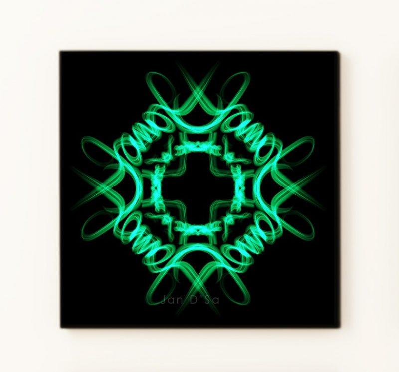 Be Cool - Geometric Art - High Quality Digital Art Prints-2586