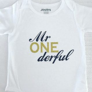 Mr.ONEderful Bodysuit / Onesie-0