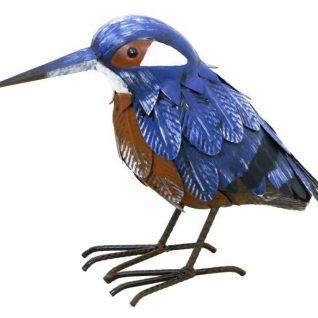 Kingfisher Garden Ornament-0