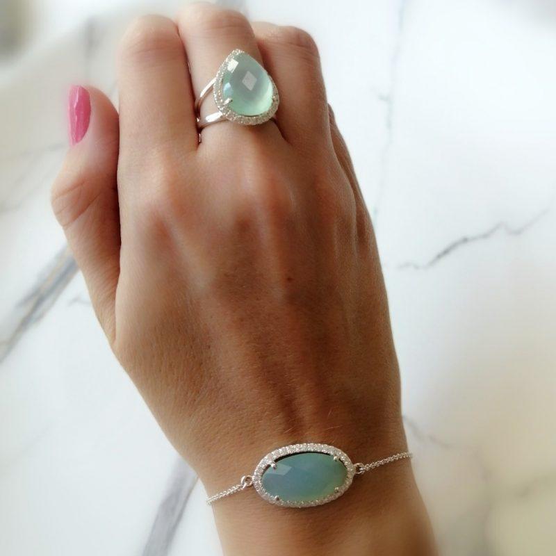Ocean Hues Ring-2998