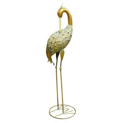 Patina Effect Bird-0