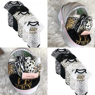 ANIMAL PRINT BASKET - JUICY COUTURE-0