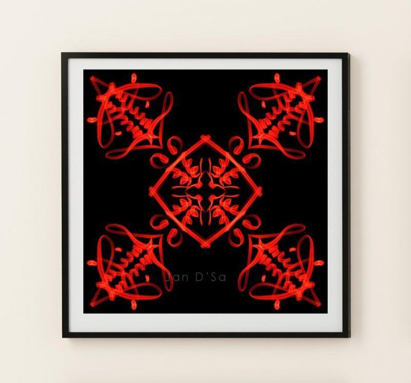 Be Cool - Geometric Art - High Quality Digital Art Prints-2579