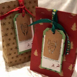 Reindeer food and Santa keys-0