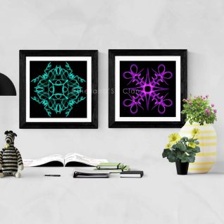 Be Cool - Geometric Art - High Quality Digital Art Prints-0