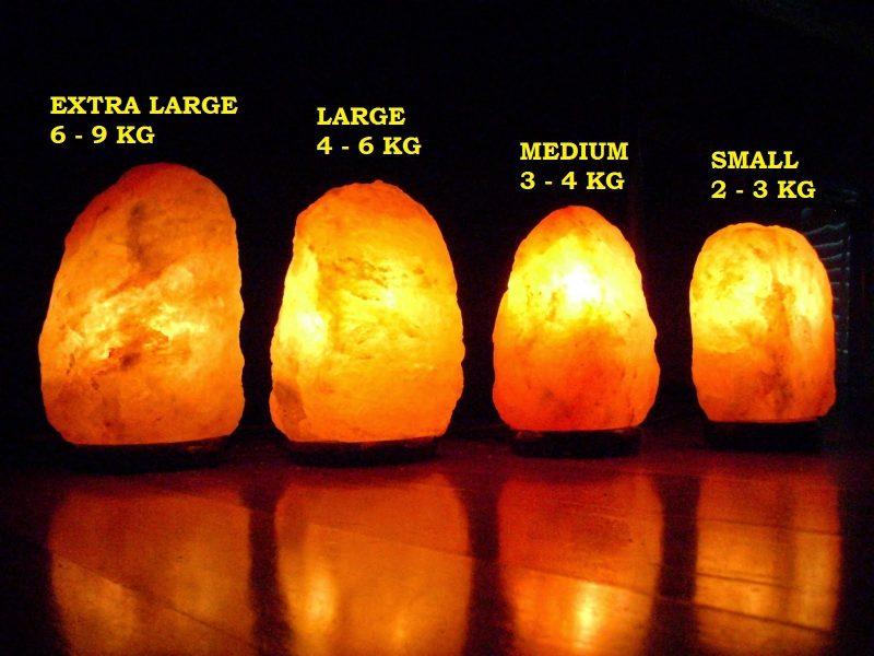 Natural (XL) Himalayan Salt Lamp - Himalayan Salty Treasures-1717