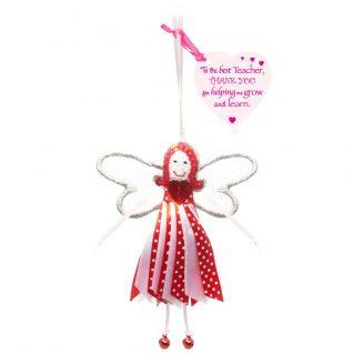 To the best teacher Fairy-0