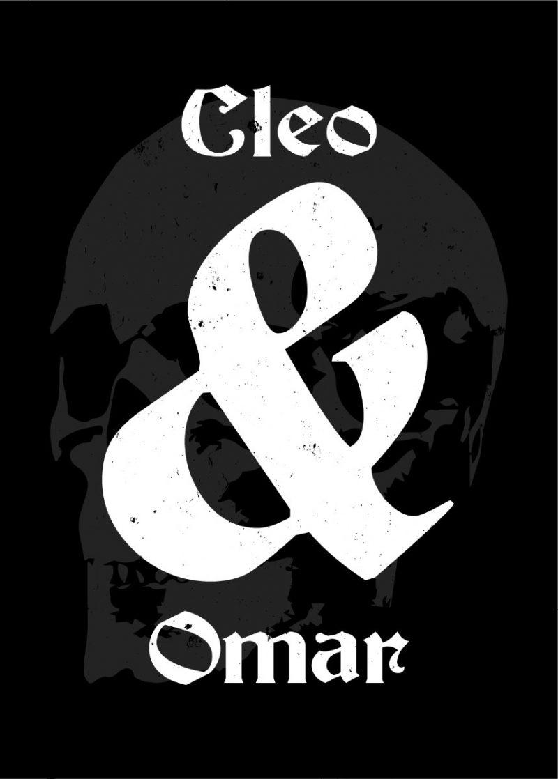 Typography - & 1-Framed A3 print -Black-1721