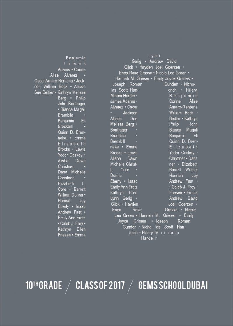 Class Names-2340