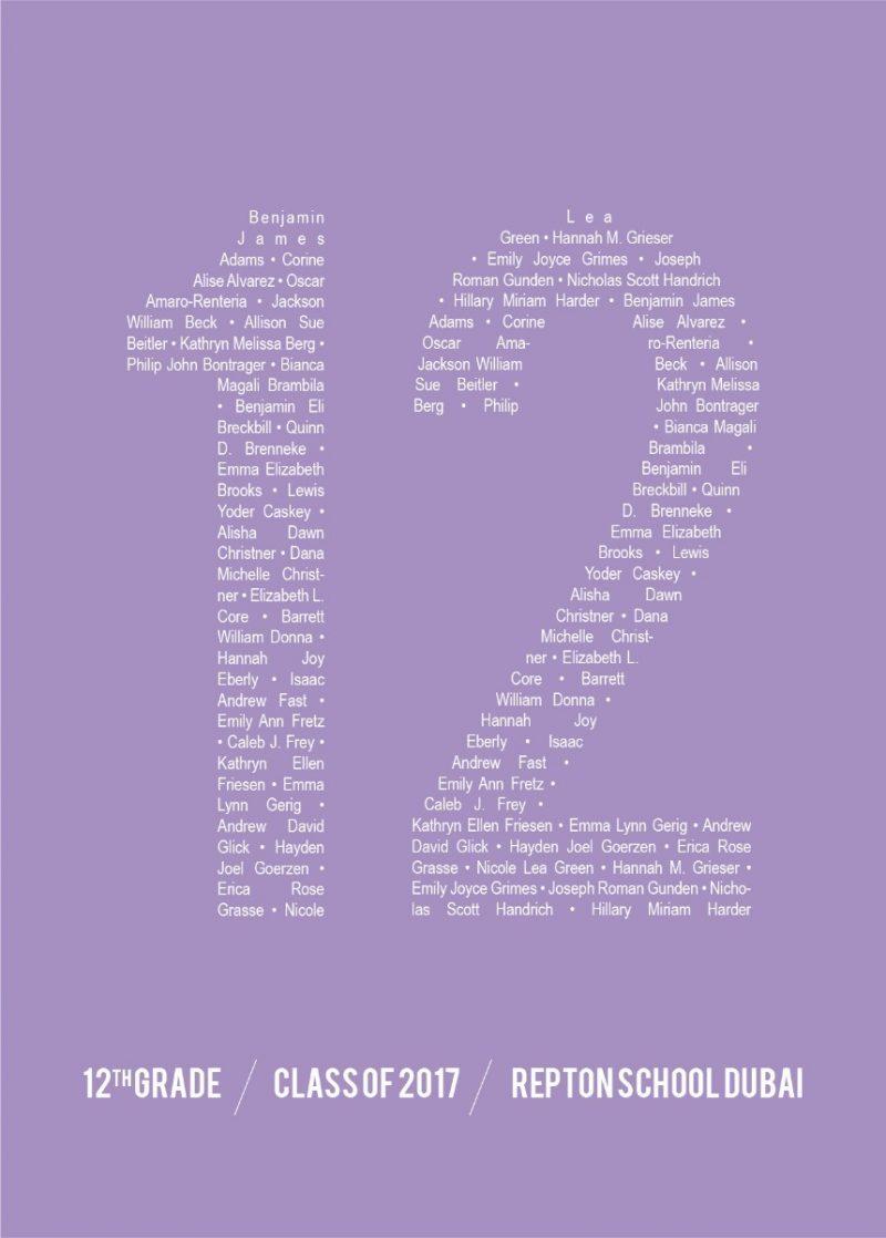 Class Names-2341