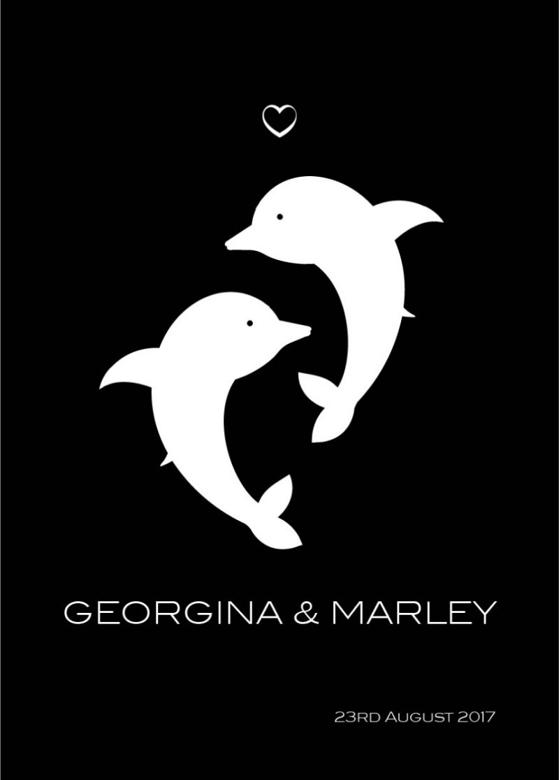 Dolphins in Love-2360