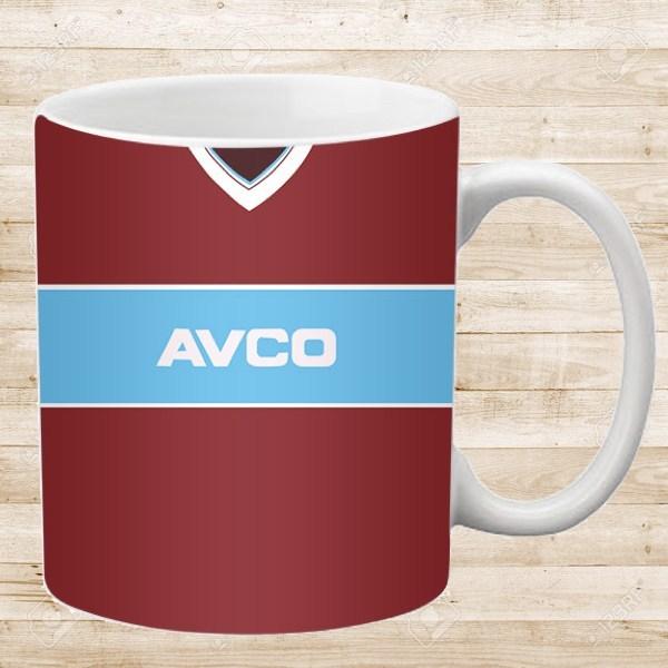 West Ham United 1984 Mug-0