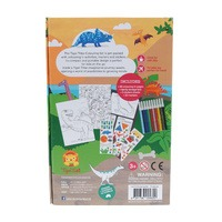 Tiger Tribe Colouring Set - Dinosaur-3267