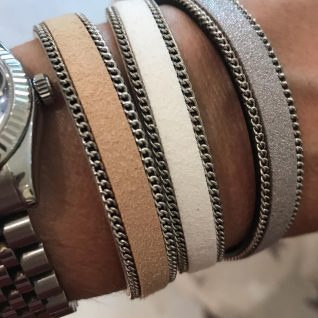 Suede Bracelets-0