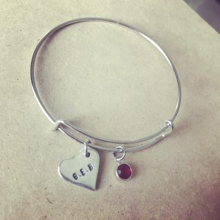 Personalised Bangle-0